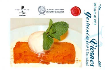 Academia Gastronomia Extremeña, Ciclo conferencias Corte Inglés, Juan Barbacil, AEXG